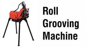 Roll Grooving Machine